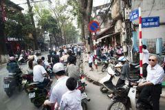 Vietnam / Wietnam - Hanoi 31-03-2014