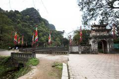 Vietnam / Wietnam - Trang An - Hoa-Lu 01-04-2014