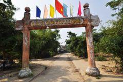 Vietnam - return from My Son / Wietnam - powrót z My Son 03-04-2014