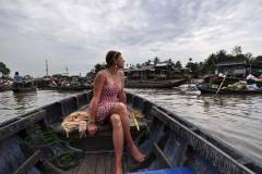 Vietnam - Mekong Delta / Wietnam - Delta Mekongu 11-04-2014