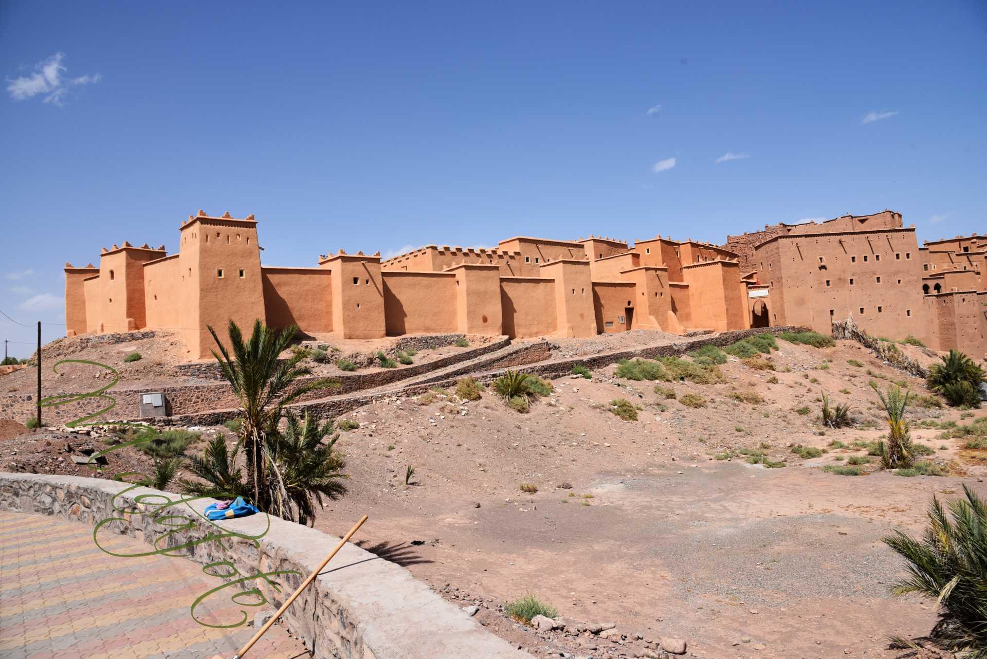 (4) Maroko – Warzazat (Ouarzazate) – studio filmowe Atlas