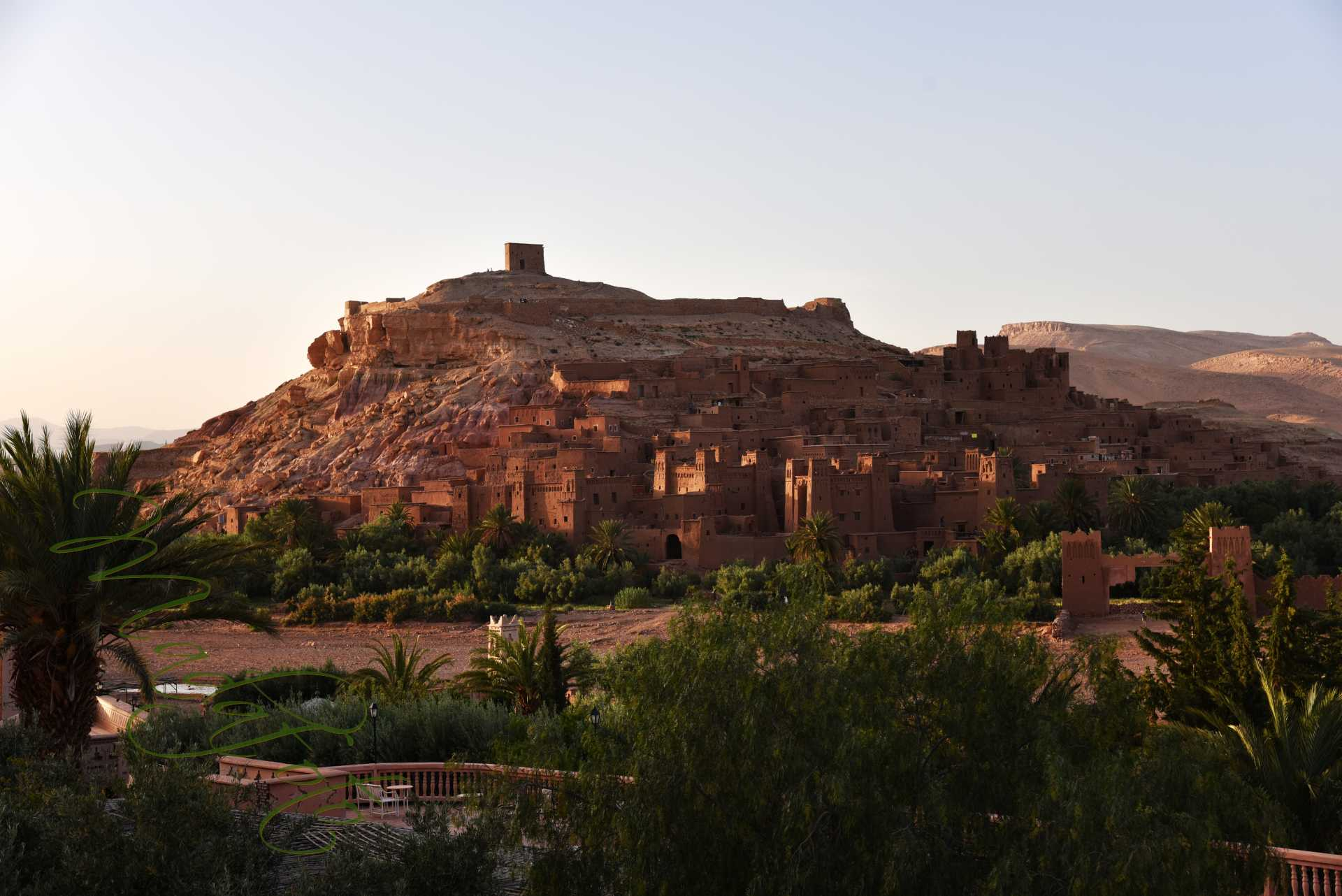 (5) Maroko – Ajt Bin Haddu (Ait Ben Haddou) – Atlas Wysoki (przełęcz Tizi-n-Tichka)